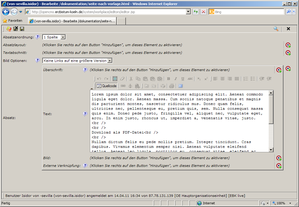 Mit Dem Html Editor Easy Newsletter Erstellen Cleverreach 5